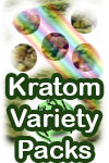 200g Kratom Leaf Powder Variety